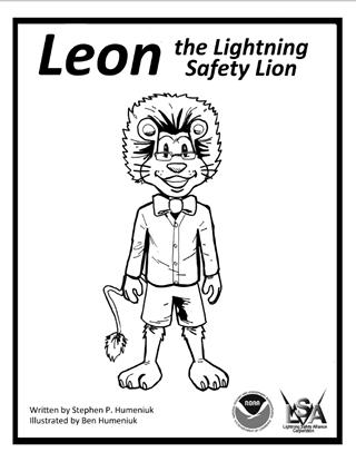 Leon The Lion Pdf Coloring Book